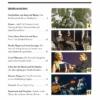 Davoser Revue – Ausgabe Musik, Inhaltsverzeichnis
