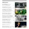 Davoser Revue – Ausgabe Essen, Inhaltsverzeichnis