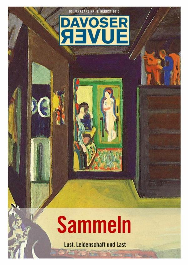 Davoser Revue – Ausgabe Sammeln, Titelbild