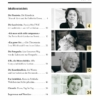 Davoser Revue – Ausgabe Frauen II, Inhaltsverzeichnis