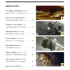 Davoser Revue – Ausgabe Jagd, Inhaltsverzeichnis