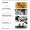 Davoser Revue – Ausgabe Handwerk, Inhaltsverzeichnis