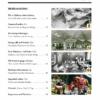 Davoser Revue – Ausgabe Sertig, Inhaltsverzeichnis