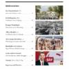 Davoser Revue – Ausgabe Auswandern, Inhaltsverzeichnis