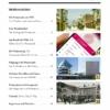 Davoser Revue – Ausgabe Promenade, Inhaltsverzeichnis