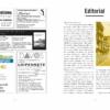 Davoser Revue – Ausgabe Promenade, Inhalt