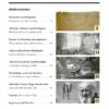 Davoser Revue – Ausgabe Landwirtschaft, Inhaltsverzeichnis