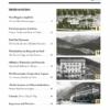 Davoser Revue – Ausgabe Hotel II, Inhaltsverzeichnis