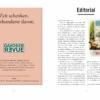 Davoser Revue – Ausgabe Hotel II, Inhalt