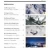 Davoser Revue – Ausgabe Arosa, Inhaltsverzeichnis