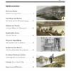 Davoser Revue – Ausgabe Wasser, Inhaltsverzeichnis