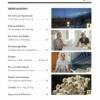Davoser Revue – Ausgabe Schatzalp, Inhaltsverzeichnis