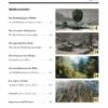 Davoser Revue – Ausgabe Wald, Inhaltsverzeichnis