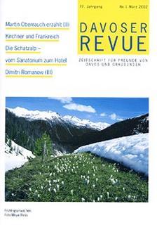 Davoser Revue – Ausgabe 1 2002, Titelbild