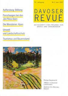 Davoser Revue – Ausgabe 2 1997, Titelbild