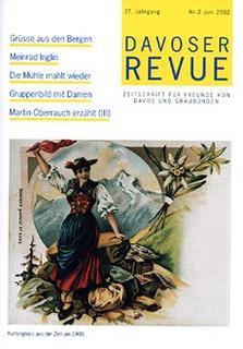 Davoser Revue – Ausgabe 2 2002, Titelbild