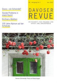 Davoser Revue – Ausgabe 2 2007, Titelbild
