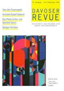 Davoser Revue – Ausgabe 3 1997, Titelbild