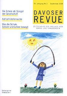 Davoser Revue – Ausgabe 3 2004, Titelbild
