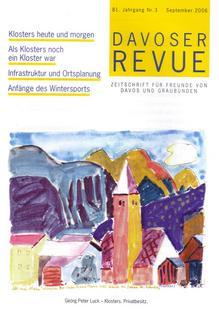 Davoser Revue – Ausgabe 3 2006, Titelbild