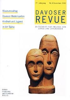 Davoser Revue – Ausgabe 4 2002, Titelbild