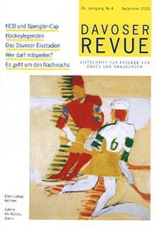 Davoser Revue – Ausgabe 4 2003, Titelbild
