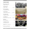 Davoser Revue – Ausgabe Lesen, Inhaltsverzeichnis