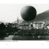 Ballonfahrt 1933 in Davos